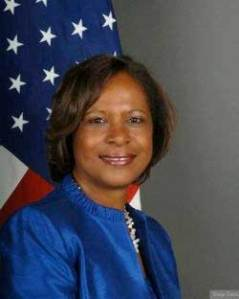 US Ambassador to Jamaica, Pamela Bridgewater