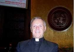 Rev. Albert Ogle