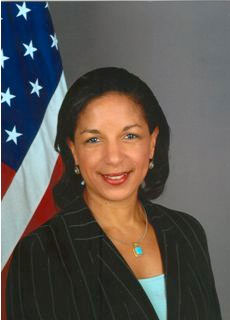 Amb. Susan Rice, United Nations