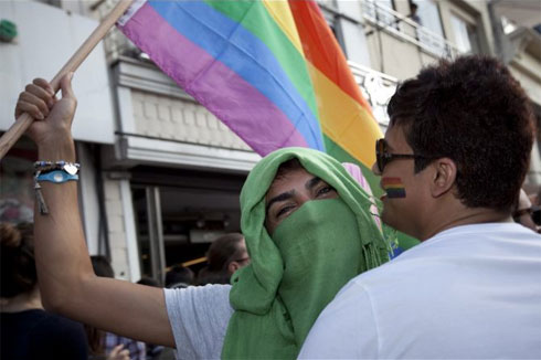 Turkey Pride photo:Jodi-Hilton, GlobalPost