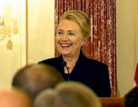 Secretary of State, Hillary Rodham Clinton, GLIFAA