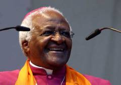 Bishop Desmond Tutu, Uganda's Anti-Homosexuality Bill