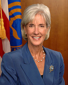 HHS Secretary Kathleen Sebelius on LGBT Health Awareness Week