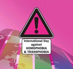 International Day Against Homophobia and Transphobia