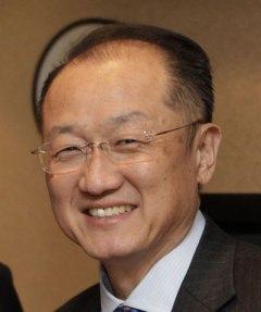 Jim Kim, World Bank