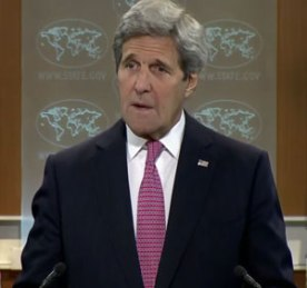 Secretary Kerry Releases the 2015 Human Rights Report